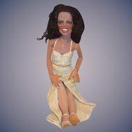 Wonderful Doll Diana Ross Ron Kron Fab RARE