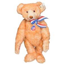 Vintage Steiff Mohair Teddy Bear Jointed Button in Ear ALICE