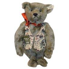 Vintage Teddy Bear Steiff Limited Edition for Harrods Musical Bear