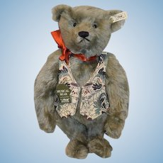 Vintage Teddy Bear Steiff Limited Edition for Harrods Musical Bear