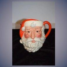 Old Royal Doulton HUGE Santa Mug D6704  Christmas
