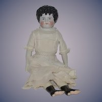 Antique Doll China Head Gorgeous
