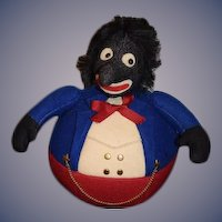 Artist Doll Roly Poly Golliwog Blair Bears Patricia Blair Roly Poly Golly