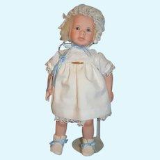 Artist Doll Bisque Character Toddler Adorable Mary Ann Oldenburg Porcelain