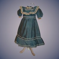 Antique Doll Dress Gorgeous