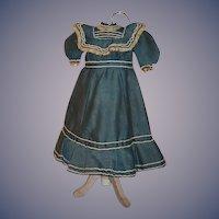 Antique Doll Dress Gorgeous