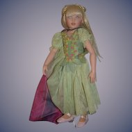 Vintage Helen Kish & Co. Spring Doll Gorgeous One of the Four Seasons Dolls
