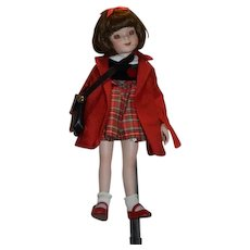 Artist Doll Betsy McCall By Robert Tonner Porcelain Jointed