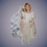 Wonderful Artist Doll Zawieruszynski Ankia GORGEOUS Signed Original Clothing