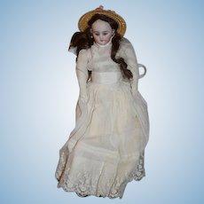Antique Doll Bisque Head German Fashion Doll S&H 1010 Sweet