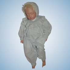 Vintage Helen Kish & Co. Doll Signed Numbered and Dated