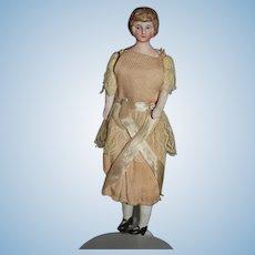 Antique Doll Miniature Dollhouse Lady Doll