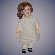 Antique Doll SFBJ French Bisque Laughing Jumeau Toddler Composition Body