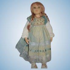 Artist Doll Zawieruszynski Number 19/200 Hanka Sweet Doll
