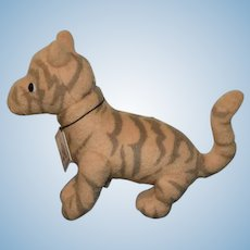 """Vintage R. John Wright Winnie The Pooh Collection """"Tigger"""" Jointed W/ Tag Limited"""