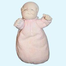 Artist Doll Massanutten Muffins By Truda MacNut 1982 Soft Sculpture Baby