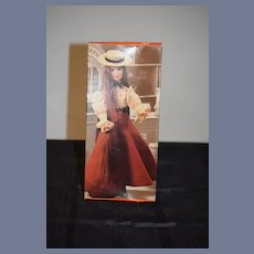Vintage Jody By Ideal in Original Box The Country Girl Doll