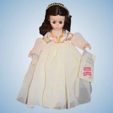 Vintage Madame Alexander Doll Juliet 1370 In Original Box
