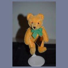 Wonderful Miniature Mohair Petite Jointed Hermann Teddy Bear