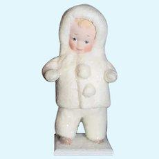 Artist Doll Elaine Roesle St. Nicholas Collection Snow Children Josh