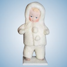 Artist Doll Elaine Roesle St. Nicholas Collection Snow Children Josh