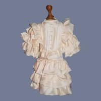 Sweet Doll Dress Fancy Ruffles