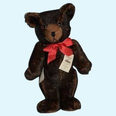 Schuco Teddy Bear Jointed Pull String Growler Mohair Limited Edition