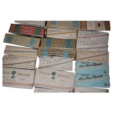 Old Trim Tatting Edging in Original Packages HUGE LOT Gorgeous Sewing
