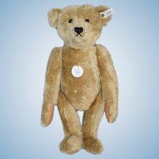 Steiff Teddy Bear Mohair Hump Back Button Tag Chest Tag 405891