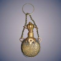 Vintage Doll Miniature Perfume Chatelaine Sweet