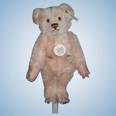 "Steiff Teddy Bear "" Teddy Rose"" 407154 Button Tag Chest Tag Limited Edition"