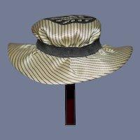 Vintage Doll Hat Bonnet Artist Doll Creations by Lillian Hope