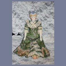 Vintage Artist Doll Lee Ed Wonderful Dress