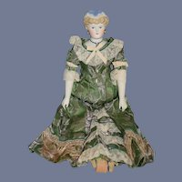 Vintage Artist Doll Lee Ed Wonderful Dress
