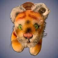 Steiff Circus Tiger Limited Edition Button Tag 0138/10