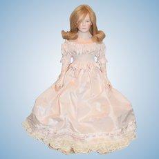 Artist Doll Linda Steele Letitia Penn 1988 Signed