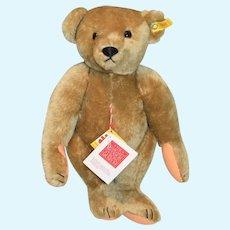 Vintage Steiff Teddy Bear 0155/42 Button Tag Chest Tag Jointed Mohair