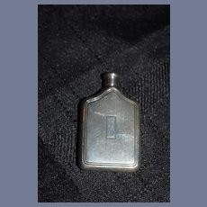 Old Doll Miniature Sterling Perfume Perfect for Fashion Doll W/ Doppler Fancy