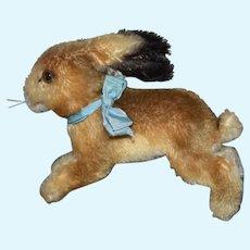 Old Steiff Hoppy Bunny Rabbit 2900/14 Butt Tag Chest Tag FAO Schwarz Tag