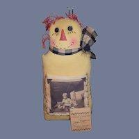 Sweet Artist Raggedy Ann Doll Debbie Bryan