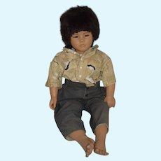Wonderful Annette Himstedt Doll Large Barefoot