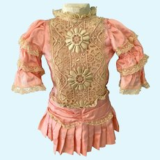 Sweet Doll Dress Fab Lace Drop Waist