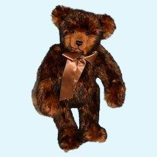 Hug-A-Bear Teddy Bear By Janet Reeves Jointed Artist Bear