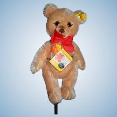 Vintage Steiff Teddy Bear Jointed Mohair Button Tag Chest Tag 0237/28