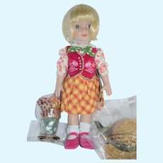 Mary Engelbreit Doll Robert Tonner Waiting For Spring Mint in Box