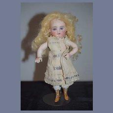 Antique Doll Kestner  Wrestler # 102 Yellow Boots