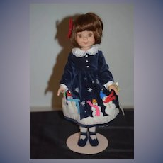 Vintage Robert Tonner Betsy McCall Collector Doll W/ Tag Artist
