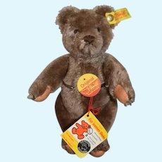 Vintage Steiff Teddy Bear Button Tag Chest Tag 8452/22 Jointed Mohair