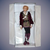 Wonderful Doll Chrysalis By Helen Kish Redmond Midsummer Nights Dream Wedding IN BOX