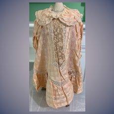 Wonderful Vintage Doll Dress French Market Gorgeous